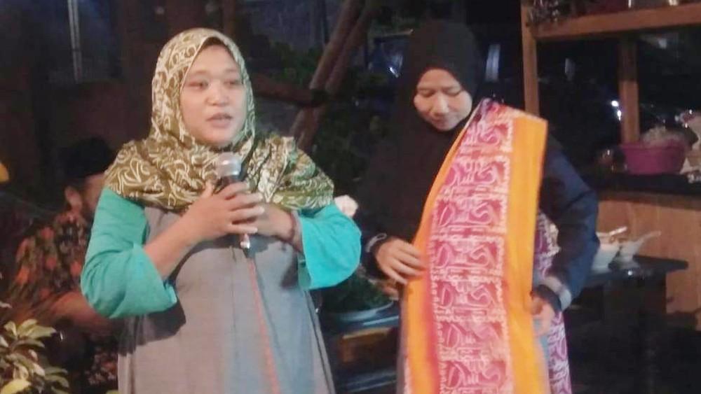 Batik Pegon Kebumen Bangkitkan Optimisme Keluarga Difabel