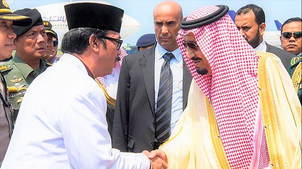 Diplomasi Alfiyah Ibnu Malik di Arab Saudi