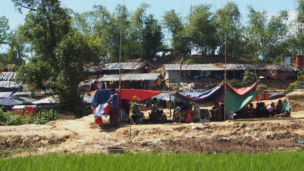 Bangladesh 'Lockdown' Pengungsian Rohingya untuk Cegah Corona