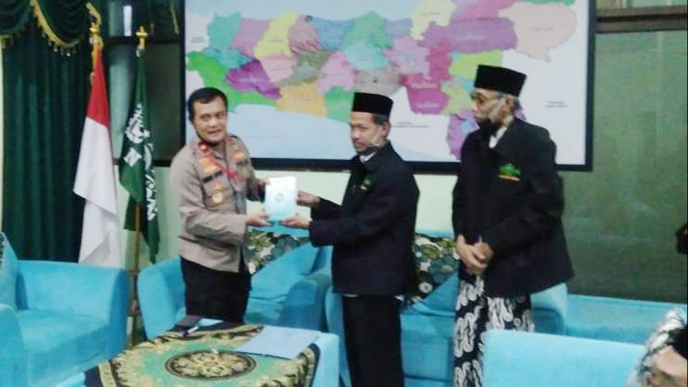 Kapolda Jateng Sebut Banser Mitra Strategis Kepolisian