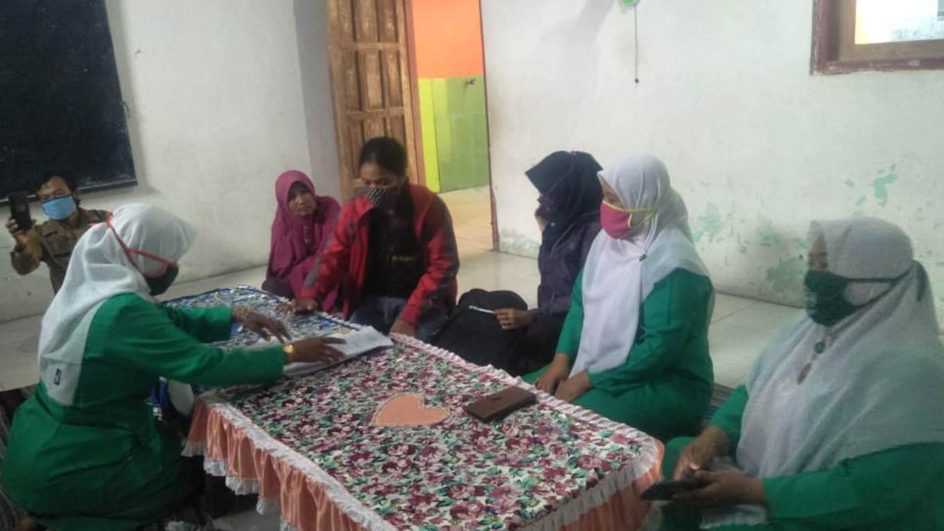 Peduli Fasum, Fatayat NU Lamongan Sediakan Toilet Hingga Tempat Wudlu