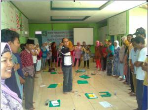 Lakpesdam Lampung Training Peningkatan Kapasitas Sosial Ekonomi Nelayan