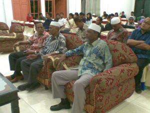 Komunitas Lintas Agama di Kupang Gelar Halal Bihalal