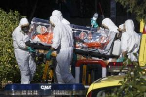 Jadi Ancaman Baru, 144 Dokter Meninggal Akibat Virus Ebola