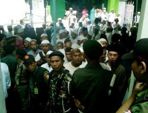 Posko Keamanan Banser Turunkan Angka Kriminalitas