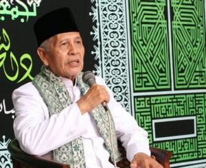 Mbah Sya'roni: Ingin Maju, Madrasah Mesti Kompak