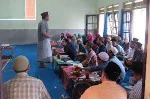 Pesantren Al-Muayyad Windan Bedah Materi Muktamar NU