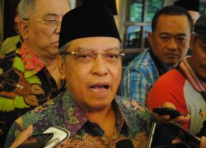 Kang Said Pastikan NU Steril dari Intervensi Politik