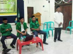 Aklamasi, Abdul Aziz Pimpin GP Ansor Kabupaten Sikka