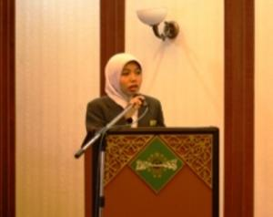 Farida: Jumlah Cabang IPPNU ke Depan Harus Riil