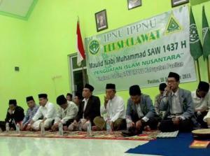 Pelajar NU Pacitan Kaji Islam Nusantara