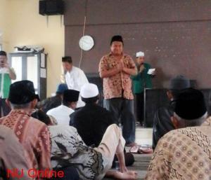 Pelajar NU Cikatomas Perlombakan Baca Syair Bahasa Sunda Sejarah Rasul