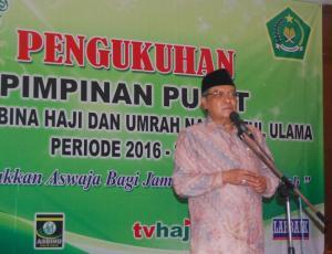 Ketum PBNU: Bentengi Jamaah Haji-Umrah Indonesia dari Ekstremisme!