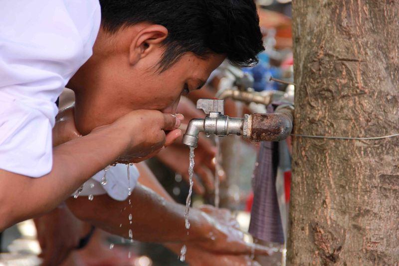 Inilah Cara Rasulullah SAW Berhemat Air