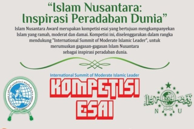Inilah 32 Naskah Kompetisi Esai Islam Nusantara Yang Dibukukan