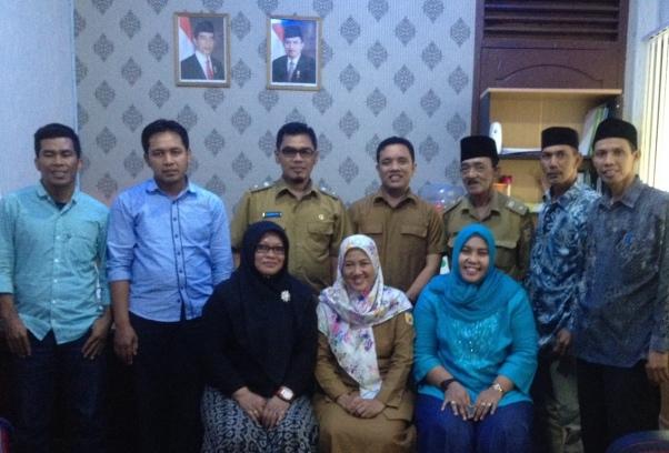 Lakpesdam PWNU Aceh Bangun Gampong Inklusi