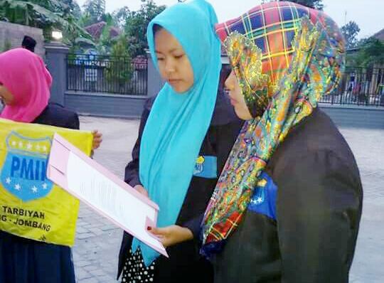 PMII Jombang Genjot Rekrutmen Anggota Baru