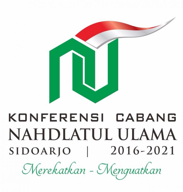 Ini Makna Logo Konfercab NU Sidoarjo