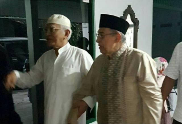Gus Mus Bersaksi Quraish Shihab Habib yang Mengasihi