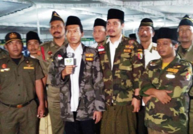 Kasus Ahok, GP Ansor Jatim Ikut Sikap Kiai Ma'ruf Amin