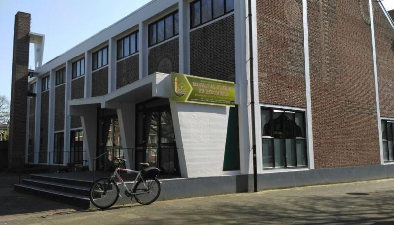 Masjid Tempat Aswaja Center di Belanda Semula Gereja