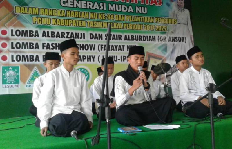 Lesbumi Tasikmalaya Upayakan Perkuat Al-Barzanji dan Burdah