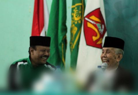 AGH Sanusi Baco: Umat Moderat Ditandai Tiga Ciri