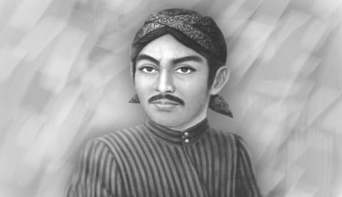 Sunan Kalijaga (Ilustrasi)