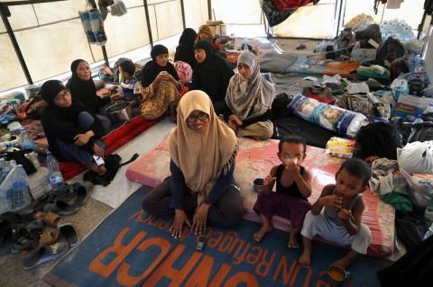 17 Pengikut ISIS asal Indonesia Dipulangkan dari Suriah