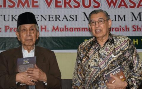 Gurutta Sanusi Baco dan Quraish Shihab, Cerita Dua Sahabat Lama