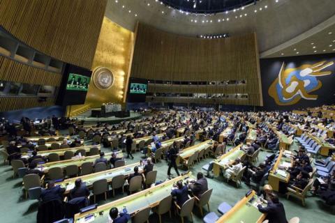 Bukan Veto, Pengambilan Keputusan PBB Seharusnya dengan Suara Terbanyak