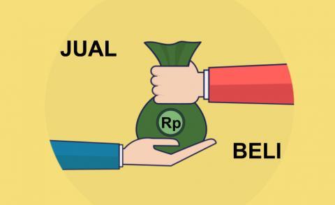 Hukum Bai'ul 'Uhdah, Transaksi Jual Beli dengan Tempo