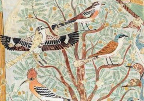 Nabi Sulaiman Dan Burung Malas Berkicau