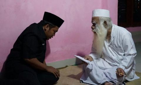 Catatan Pagar Nusa Sowan Kiai-kiai Banten