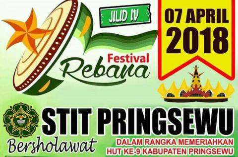 Festival Rebana Warnai Hut Pringsewu Yang Ke 9