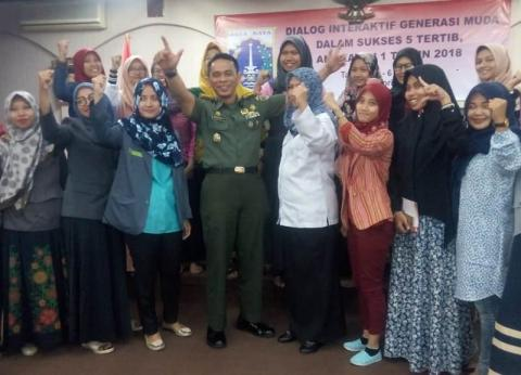 IPPNU DKI Jakarta Sambut Baik Kampanye Budaya Tertib di Ibu Kota