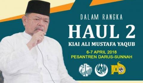 Jelang Puncak Haul KH Ali Mustafa, Santri Darussunnah Khataman Bilghaib