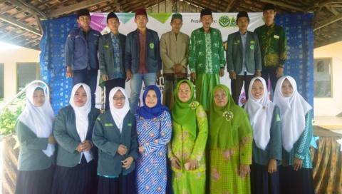 Tekad IPNU-IPPNU Universitas Trunojoyo Madura Perkuat Silaturahim