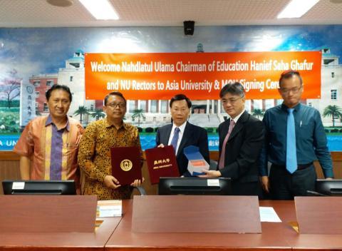 Unusida Jalin Kerjasama dengan Asia University Taiwan pada Program Ini