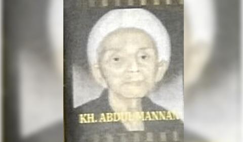 Mbah Kiai Abdul Mannan Menolak Poligami meski Istri Meminta