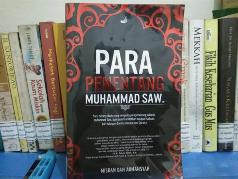 Mereka yang Menentang Dakwah Muhammad