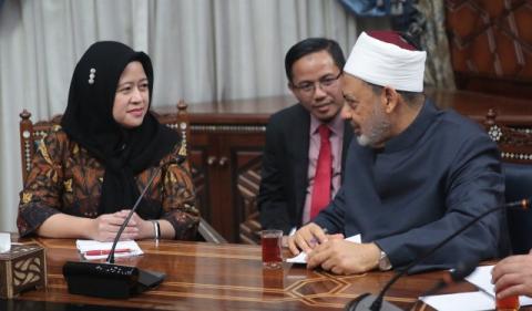 Grand Syekh Al-Azhar Sebut Nilai-nilai Pancasila Sejalan dengan Ajaran Islam
