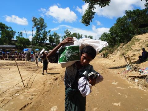 Aktivis Luncurkaan Kampanye 'Keadilan untuk Rohingya' di London