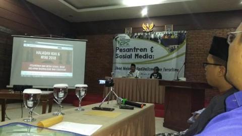 Kumpulkan Kiai dan Nyai, PSP Perkuat Jihad Lawan Radikalisme Berbasis Medsos