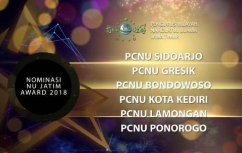 PCNU Bondowoso Masuk Nominasi NU Jatim Award