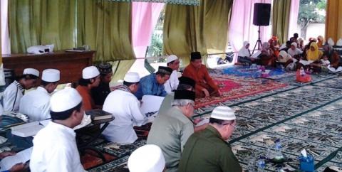 Ikuti Semaan Al-Qur'an Jelang Asian Games