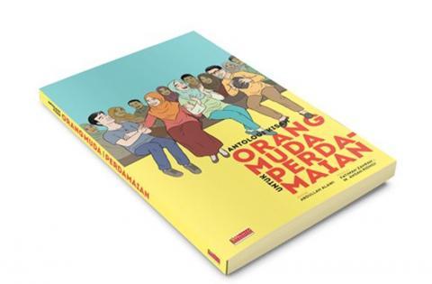 Salah satu buku memerangi intoleransi dengan konten positif
