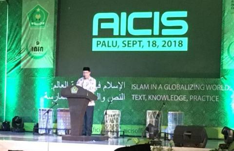 Menag Lukman Paparkan Pentingnya Konferensi Sarjana Muslim Dunia