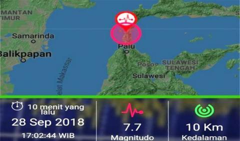 Penjelasan soal Gangguan Listrik dan Komunikasi Akibat Gempa Sulteng