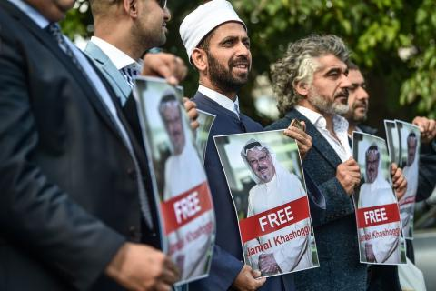 Drama Jamal Khashoggi, Jurnalis Asal Saudi yang Hilang di Turki (Bagian IV)